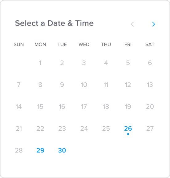 Calendar 3x